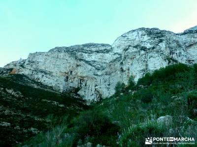 Montgó - Catedral Senderismo- Cova Tallada; grupos de senderismo en valencia grupo senderismo sevil